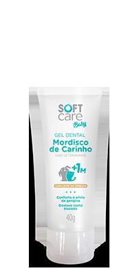 MORDISCO DE CARINHO Gel dental